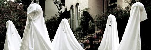 Halloween : une décoration écolo !