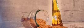 Les bienfaits de l'huile de sésame