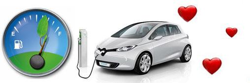 La voiture électrique et les Français, une histoire d'amour qui débute ?
