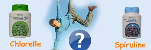 Chlorelle ou spiruline, laquelle choisir et pour quoi faire ?