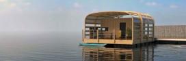 Tourisme: la mode des maisons sur l'eau
