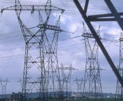 Réseau électrique haute tension classique