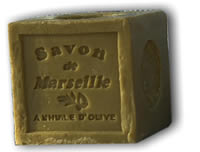 cube - savon de marseille - consoGlobe