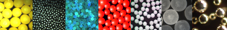 microplastiques de Cospheric