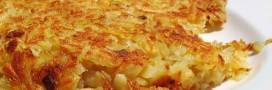 Rösti de rutabaga: fibres et fromage pour l'hiver