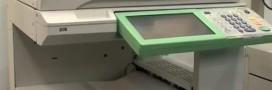 E-Studio 306LP: une imprimante… qui efface l'encre