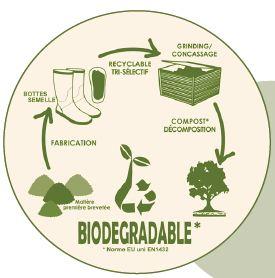 biodegradable boatilus