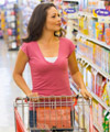courses-supermarche surconsommation