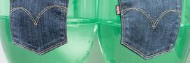 Levis: du plastique dans des jeans
