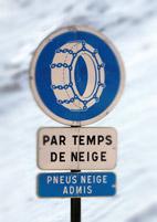 """Résultat de recherche d'images pour """"panneau pneu neige obligatoire"""""""