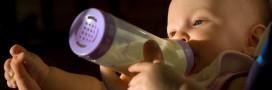 """Le """"lait"""" de soja  : un danger pour les bébés !"""