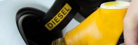 Le Diesel dans le collimateur de la France