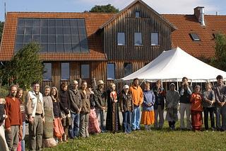 La journée annuelle des écovillages, organisée par le GEN. CC : EarthDayPictures