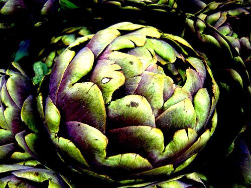 légumes à blanchir CC : marionzetta