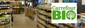 Le nouveau magasin Bio de Carrefour
