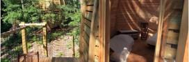 Des cabanes certifiées Ecolabel Européen