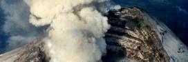 Mexique: le volcan Popocatepetl à nouveau en colère