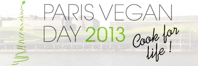 100% végétal avec le Vegan Day 2013 Vegan-day-2013-image-une