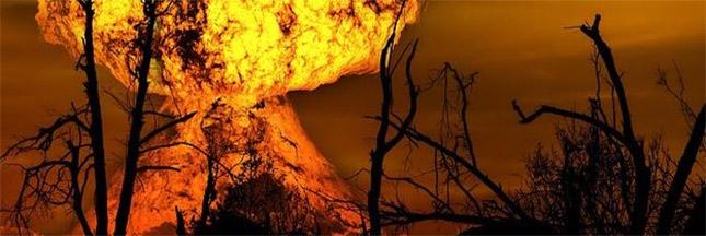 méthane feux