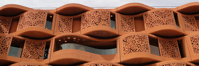 Masdar : une ville durable dans le désert