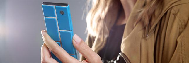 Le Phonebloks / Ara, enfin un véritable téléphone portable écologique ?