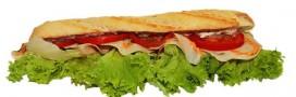 Peut-on manger un sandwich équilibré?