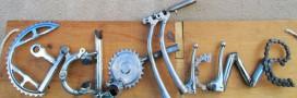 Je fais réparer mon vélo dans une Cyclofficine
