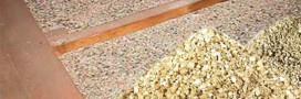 La vermiculite, de l'argile pour isoler!
