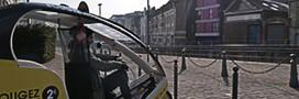 Balade, navette, retour de course, prenez un vélo-taxi!