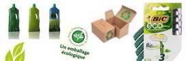 Environnement: des packagings écologiques de plus en plus innovants