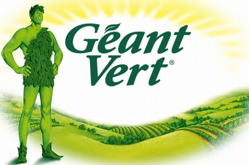escroquerie geant vert