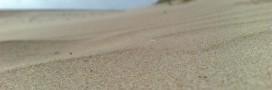 Le sable, une ressource en voie de disparition