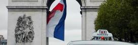 Paris: une subvention pour les taxis propres