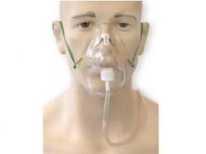 Masque à oxygène