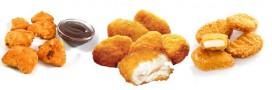 Ces substances que nous cachent… les nuggets de poulet