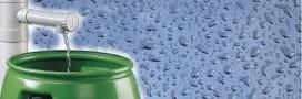 Faut-il installer un récupérateur d'eau en hiver?