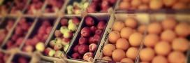 Manger sainement: 5 résolutions pour 2017