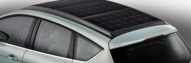 Ford invente la voiture solaire avec son C-Max Solar Energi