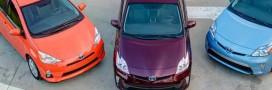 Les voitures hybrides et électriques japonaises ouvrent la route