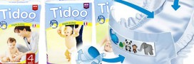 J'ai testé pour vous: les couches Tidoo