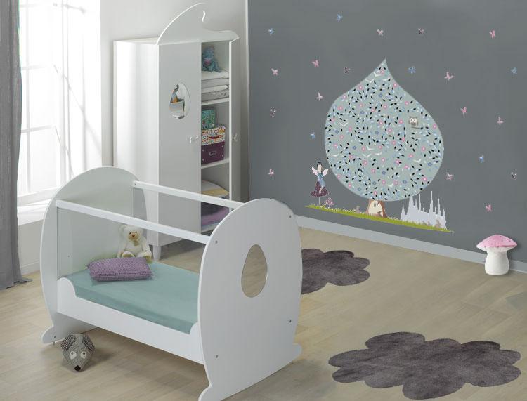 Cuisine Moderne Sans Ilot Central : Aménager la chambre de bébé  quelle ambiance ?  Page 2 sur 2