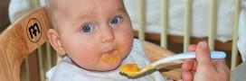 Deux recettes pour bébé à partir de 6 mois: le kiri lui sourit!