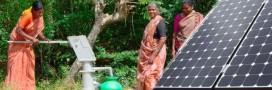 Irrigation – l'eau passe au solaire en Inde