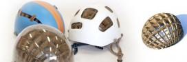 Kranium: un casque à vélo en carton qui protège des chutes!