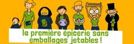 La Recharge,  épicerie française sans emballages jetables!