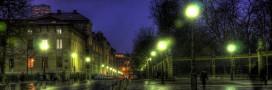 Eclairage public: des lampadaires intelligents pour arrêter le gaspillage