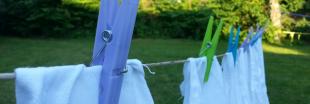 La lessive en poudre fait maison pour le linge blanc
