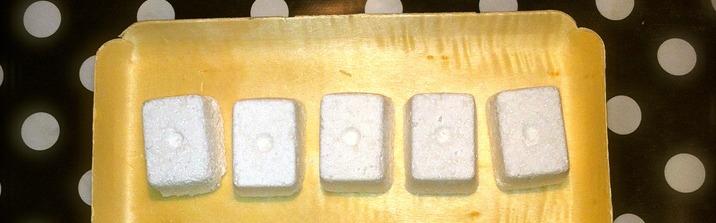 dosettes pour lave-vaisselle