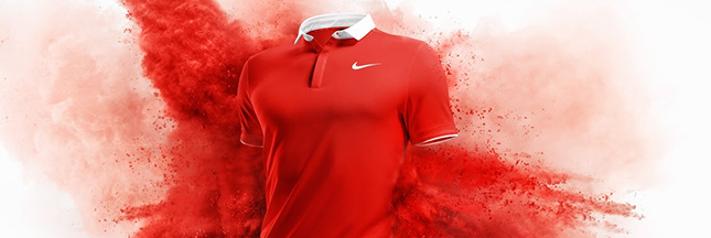 Nike se met à la teinture à sec