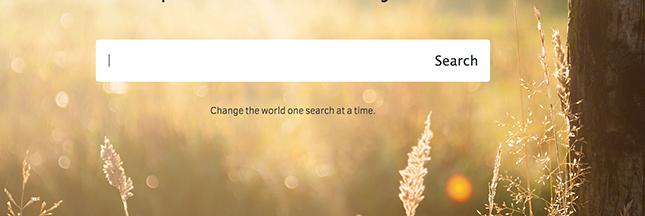Sleio, un moteur de recherche éthique branché ONG